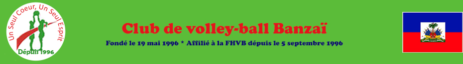 Club de Volley-ball Banzaï